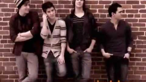 """Big Time Rush """"Half Way There"""" Official"""