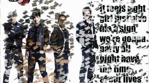 Big Time Rush Time of our life Lyrics
