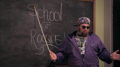Big Time School of Rocque/Вперёд - в школу Рока