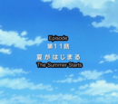 (EP11) The Summer Starts (Anime)/Gallery