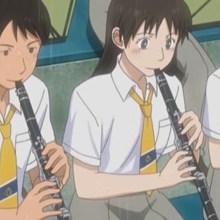 3 OTHER clarinet players
