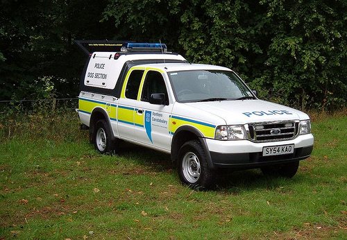 File:Northern Constabulary - K9 Dog Section - Ford Ranger.jpg