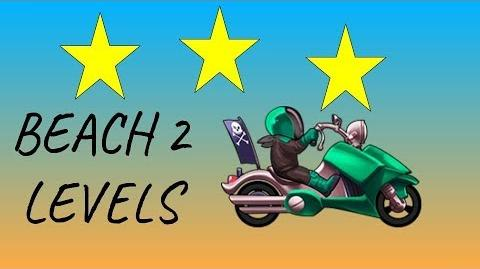 Rebel AWD Beach 2 Levels