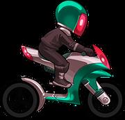 1 T bike