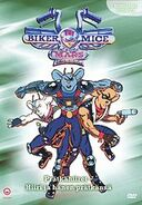 Biker mice Finnish DVD
