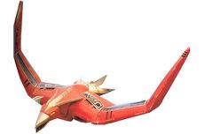 MMPR Firebird Thunderzord