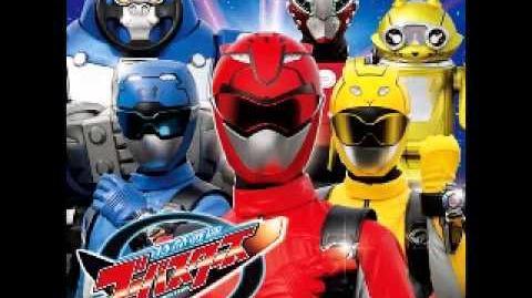 Tokumei Sentai Go-busters Ending Theme FULL