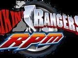 Bikini Rangers RPM