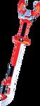 KSL-Lupin Sword Magic Han Mode