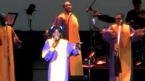 "Glory Gospel Singers ""Holy And Bright"""