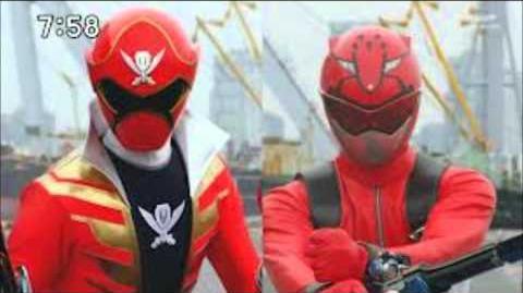 Kizuna ~ Go-Busters! Gokai ni Arrange ver