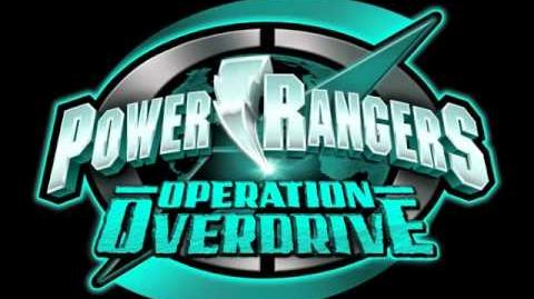 Operation Overdrive Theme