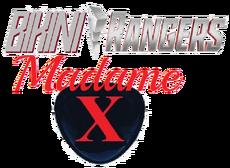 Bikini-rangers-madame=x-logo