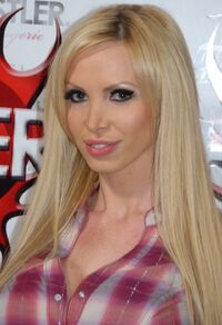 Nikki Benz-Hustler Hollywood Store Private Party