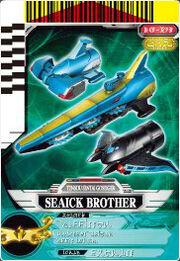 Seaick Brother card