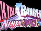 Bikini Rangers Ninja Mask