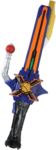 KSP-X Rod Sword