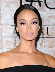 DRAYA MICHELE at Tao, Beauty Essex, Avenue Luchini La Grand Opening 16mar2017 (2)