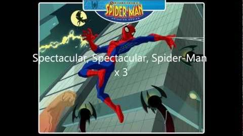 The Spectacular Spider-Man theme