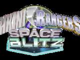 Bikini Rangers Space Blitz