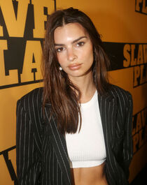 Emily Ratajkowski - Opening Night of Slave Play at the Golden Theatre in New York - Oct 6, 2019