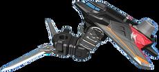 Scissors Dial Fighter Attack Mode
