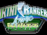Bikini Rangers Atomic Blitz