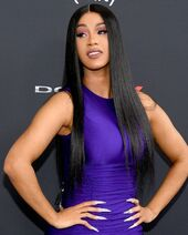 Cardi B Road F9 Global Fan Extravaganza Arrivals l9YESM5iUFgx
