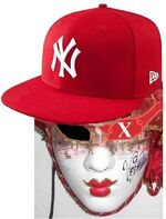 Red Atomic-Mask