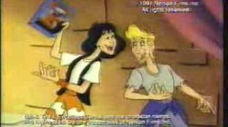 Bill & Ted's Excellent Cereal commercial