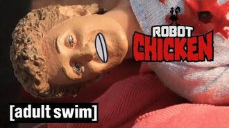 Robot Chicken Bill And Ted Face The Music Adult Swim UK 🇬🇧