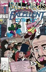 Bill & Ted's Excellent Comic Book