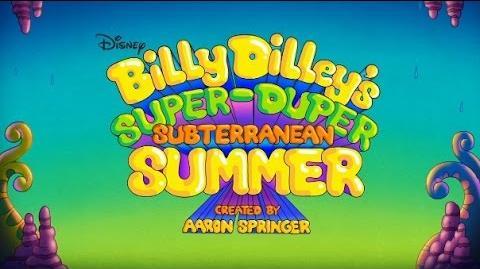 Billy Dilley's Super Duper Subterrean Summer Intro