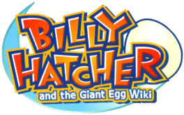 Billy Hatcher And The Giant Egg Wiki LOGO