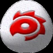 Chicken suit egg