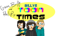 Billys toon times