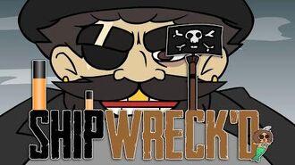 Billys Toon Times - SHIPWRECK'D