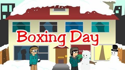 Boxing Day - A BTT Minisode