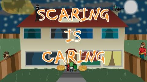 Scaring is Caring - A BTT Minisode