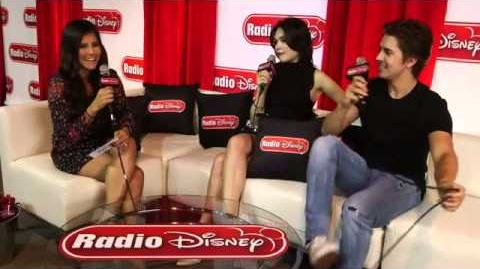 Billy Unger and Kelli Berglund Interview 2015
