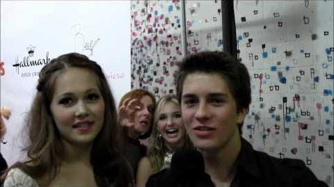 HTZ talks Halloween with Billy Unger and Kelli Berglund!