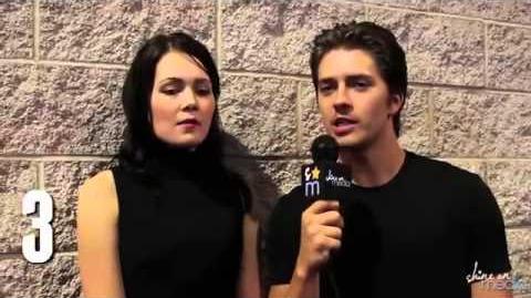 Billy Unger and Kelli Berglund Interview