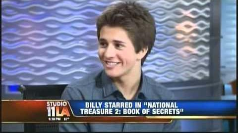 Billy Unger's MyFox LA interview