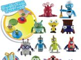 Series 1 Bin Bot Figures