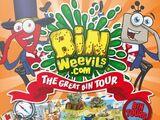 Bin Weevils: The Great Bin Tour