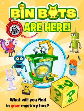 Bin Bots