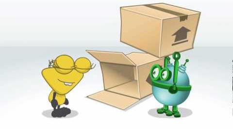 Bin Weevils Bin Bots - Moving in soon!