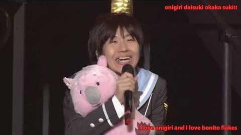 1・2・3 LOVE & JOY!! English subtitles美男高校地球防衛部LOVE!LIVE!!