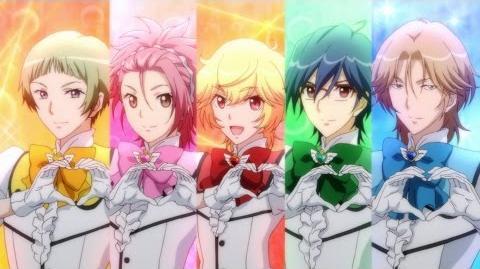 TVアニメ「美男高校地球防衛部LOVE!」PV第2弾