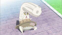 Binan Koukou Chikyuu Bouei-bu Love! - Episode 01 - Chikuwabu Monster
